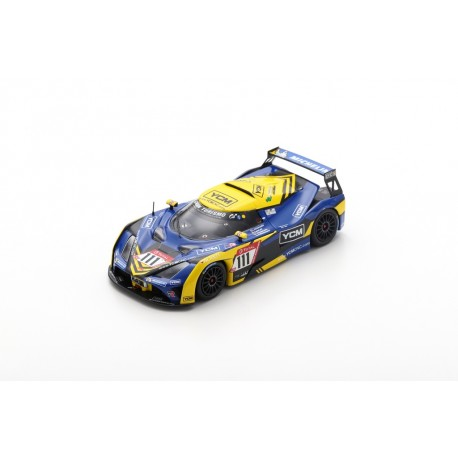 SPARK SG559 KTM X-BOW GT4 N°111 Teichmann Racing GmbH 24H Nürburgring 2019