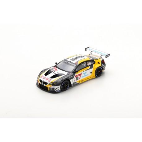 SPARK SG562 BMW M6 GT3 N°98 ROWE Racing 24H Nürburgring 2019