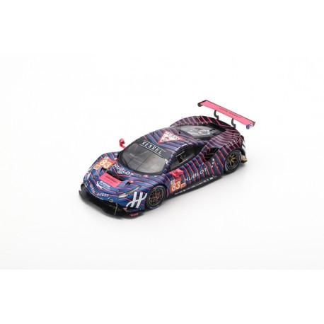 LOOKSMART LSLM100 FERRARI 488 GTE N°83 24H Le Mans 2019 Kessel Racing
