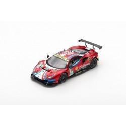 LOOKSMART LSLM091 FERRARI 488 GTE EVO N°51Vainqueur LMGTE Pro class 24H Le Mans 2019 AF Corse