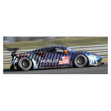 LOOKSMART LS18LM019 FERRARI 488 GTE N°60 24H Le Mans 2019 Kessel Racing