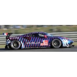 LOOKSMART LS18LM020 FERRARI 488 GTE N°83 24H Le Mans 2019 Kessel Racing