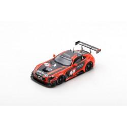 SPARK SG522 MERCEDES-AMG GT3 N°3 Mercedes-AMG Team Black Falcon 2ème 24H Nürburgring 2019