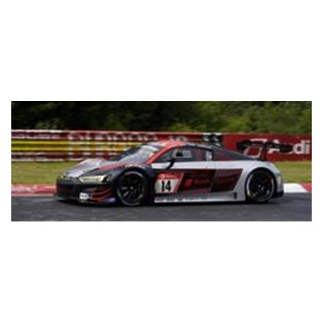 SPARK SG523 AUDI R8 LMS N°14 Audi Sport Team Car Collection 3ème 24H Nürburgring 2019