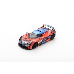 SPARK SG543 KTM X-BOW GT4 N°112 Teichmann Racing GmbH 2ème Cup-X class 24H Nürburgring 2019