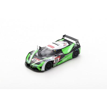 SPARK SG544 KTM X-BOW N°60 RaceUnion 3ème Cup-X class 24H Nürburgring 2019
