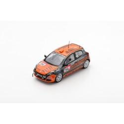 SPARK SG545 RENAULT Clio N°114 24H Nürburgring 2019