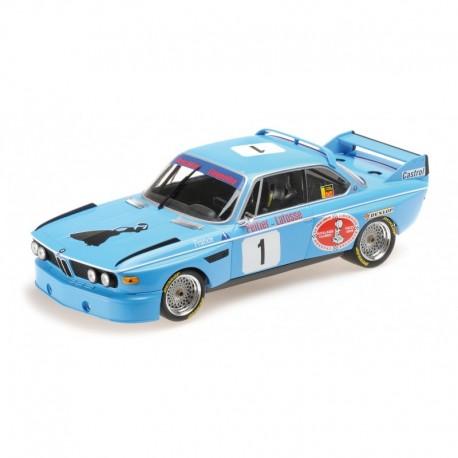 MINICHAMPS 155742681 BMW 3.0 CSL N°1 MONZA 1974 1.18