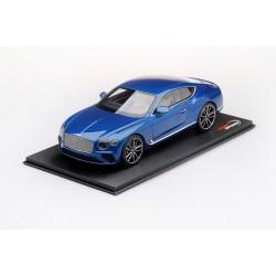 TOPSPEED TS0221 BENTLEY New Contiental GT-Sequin Blue