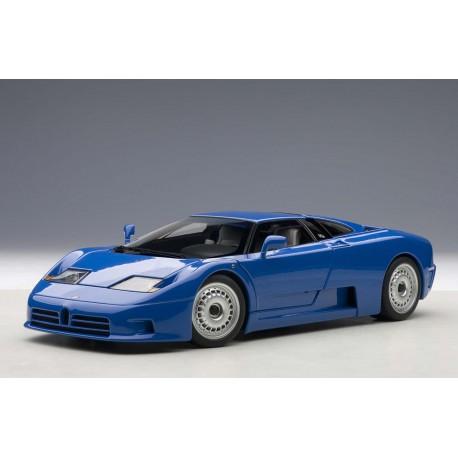 AUTOART A70976 Bugatti EB110 GT BLEU
