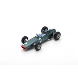 SPARK S5279 BRM P61 N°2 3ème GP France 1963-Graham Hill