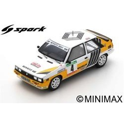 SPARK S5568 RENAULT 11 Turbo N°4 2ème Rally Portugal 1987-J. Ragnotti - G. Thimonier