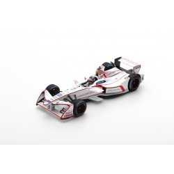 SPARK S5946 DRAGON Racing N°6 Punta del Este Formule E Saison 4 2017-2018 J. María López