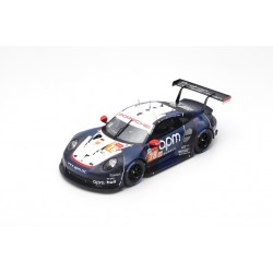 SPARK 18S441 PORSCHE 911 RSR N°78 Proton Competition 24H Le Mans 2019 L. Prette - P. Prette - V. Abril (1/18)