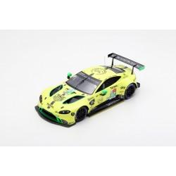 SPARK 18S439 ASTON MARTIN Vantage GTE N°97 Aston Martin Racing 24H Le Mans 2019 M. Martin - A. Lynn - J. Adam (1/18)
