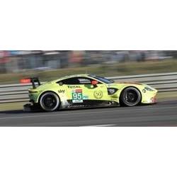 SPARK 18S438 ASTON MARTIN Vantage GTE N°95 Aston Martin Racing Pole Position LMGTE Pro Class 24H Le Mans 2019 (1/18)