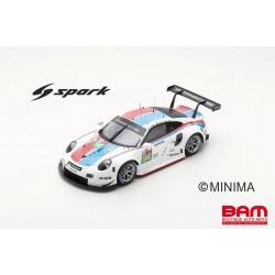 SPARK 18S437 PORSCHE 911 RSR N°94 Porsche GT Team 24H Le Mans 2019 S. Müller - M. Jaminet - D. Olsen (1/18)