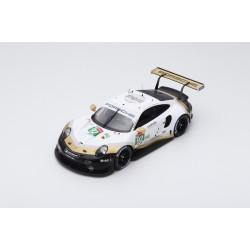 SPARK 18S435 PORSCHE 911 RSR N°92 Porsche GT Team 24H Le Mans 2019 M. Christensen - K. Estre - L. Vanthoor (1/18)