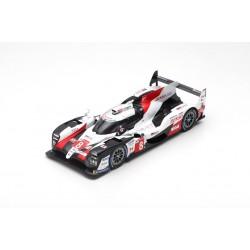 SPARK 18LM19 TOYOTA TS050 HYBRID N°8 TOYOTA GAZOO Racing Vainqueur 24H Le Mans 2019 S. Buemi - K. Nakajima - F.Alonso 1.18