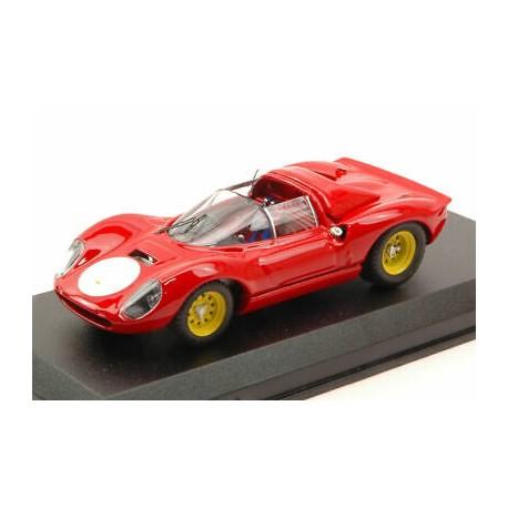 ARTMODEL ART029 Ferrari Dino 206 S Prova Rouge 1966 1.43