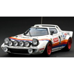 HPI 8241 LANCIA STRATOS HF TOUR DE FRANCE 81 No2 1.43