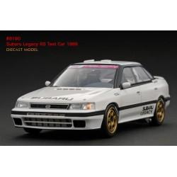 SUBARU Legacy RS Test Car 1989