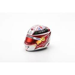 SPARK 5HF020 CASQUE Lewis Hamilton 2019 Mercedes-F1 Petronas 1/5ème