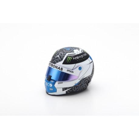 SPARK 5HF021 CASQUE Valtteri Bottas 2019 Mercedes-F1 Petronas 1/5ème