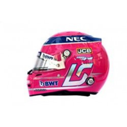 SPARK 5HF026 CASQUE Lance Stroll 2019 Racing Point 1/5ème