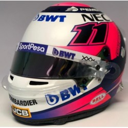 SPARK 5HF027 CASQUE Sergio Pérez 2019 Racing Point 1/5ème