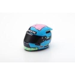 SPARK 5HF036 CASQUE Daniel Ricciardo 2019 Renault 1/5ème