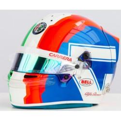 SPARK HSP046 CASQUE Antonio Giovinazzi 2019 Alfa Romeo F1 1/8ème