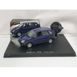 EAGLES COLLECTIBLES 2103 RENAULT SCENIC RX4 PACK CUIR 1.43