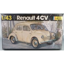 HELLER N°174 KIT RENAULT 4CV 1.43
