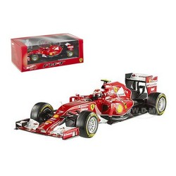 HOT WHEELS BLY70 FERRARI F1 F14-T N 7 SEASON 2014 KIMI RAIKKONEN 1.43