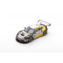 SPARK SB252 PORSCHE 911 GT3 R N°998 ROWE Racing 2ème 24H Spa 2019 F. Makowiecki - P. Pilet - N. Tandy (500ex)