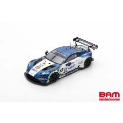 SPARK SB265 ASTON MARTIN Vantage AMR GT3 N°97 Oman Racing with TF Sport Vainqueur Pro-AM Cup class 24H Spa 2019