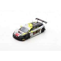 SPARK SB267 AUDI R8 LMS GT3 2019 N°2 Audi Sport Team WRT 24H Spa 2019 D. Vanthoor - A. Riberas - F. Stippler (300ex)