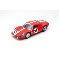 SPARK 12S017 PORSCHE 904 GTS N°35 24H Le Mans 1964 H. Müller - C. Sage