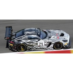 SPARK SB268 MERCEDES-AMG GT3 N°74 Ram Racing 2ème Pro-Am Cup class 24H Spa 2019