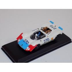 BEST MODEL 9238 PORSCHE 908/2 TARGA FLORIO No270 1.43