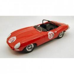 BEST MODEL 9353 JAGUAR E SPIDER RIVERSIDE61 No27 1.43