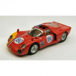 BEST MODEL 9390 ALFA 33.2 TARGA FLORIO 1968 No180 1.43