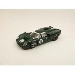 BEST MODEL 9409 LOLA T70 SPA 1967 No2 1.43