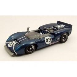 BEST MODEL 9426 LOLA T70 SPYDER RIVERSIDE 1966 No43 1.43