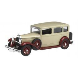 ELIGOR V5458 TALBOT PACIFIC 1930 BEIGE ET ROUGE 1.43