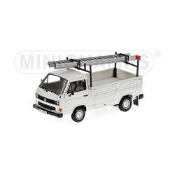 MINICHAMPS 400055201 VW T3 PLATEAU BLANC 1.43