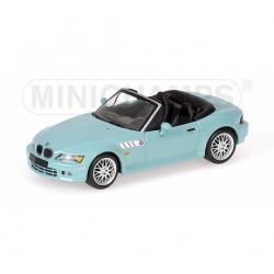 MINICHAMPS 430028236 BMW Z3 TURQUOISE 1.43