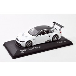 MINICHAMPS 40092900 BMW M3 GT2 STREET BLANCHE 1.43
