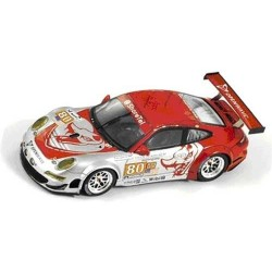 MINICHAMPS 410106980 PORSCHE GT3 RSR LM10 N°80 1.43